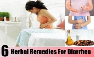 Herbal Remedies For Diarrhea