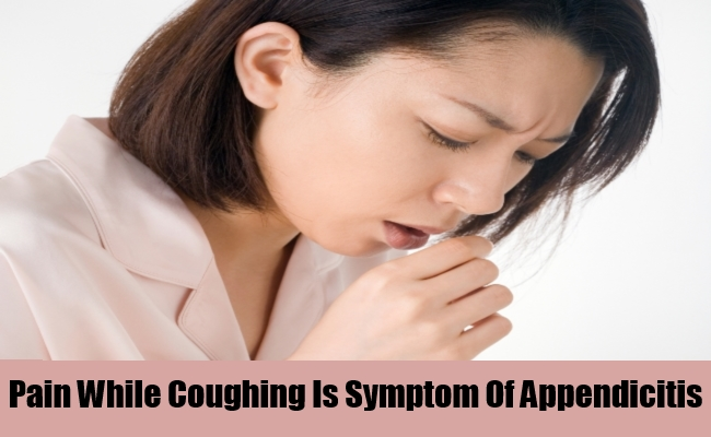 Pain While Coughing