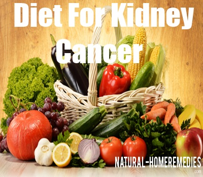 kidney cancer diet