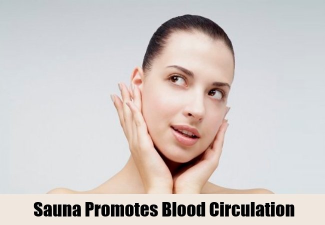 Promotes Blood Circulation