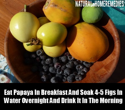 Papaya And Figs