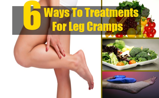 Ways To Cure For Leg Cramps