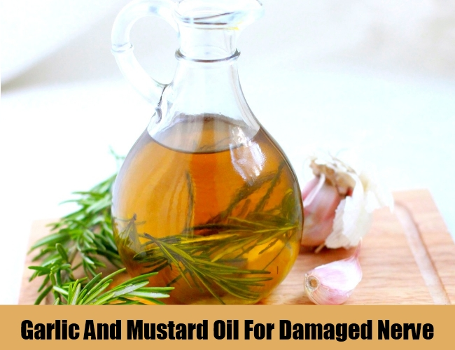 Garlic And Mustard Oil