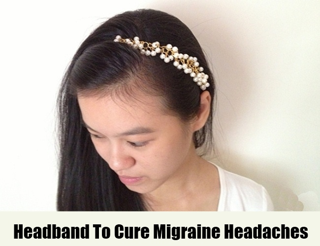 Headband To Cure Migraine Headaches