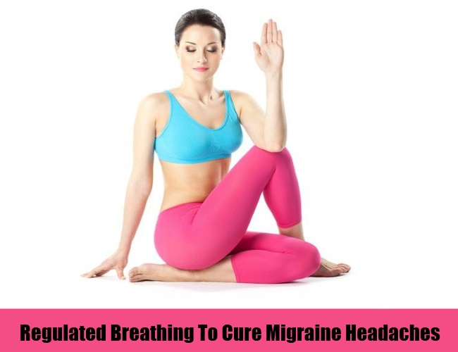 Regulated Breathing To Cure Migraine Headaches
