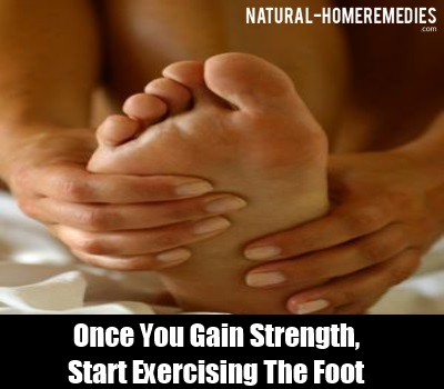 Strengthening The Foot