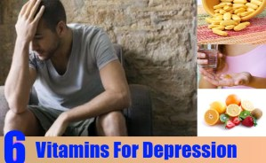 Vitamins For Depression