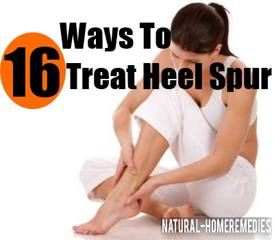 heel spur treatments