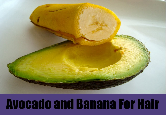 Avocado and Banana