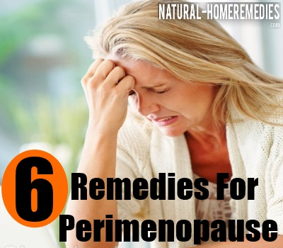 6 Best Herbal Remedies For Perimenopause Natural Home
