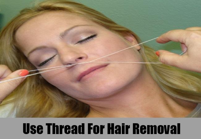 Hair Plucking
