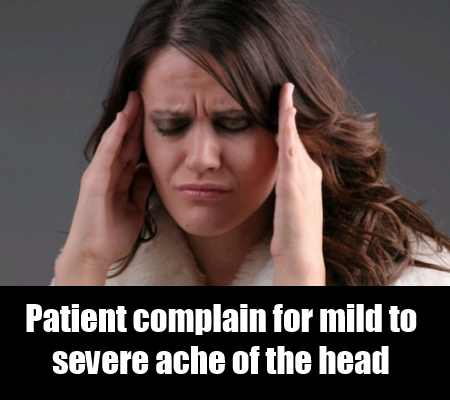 Headache And Fatigue
