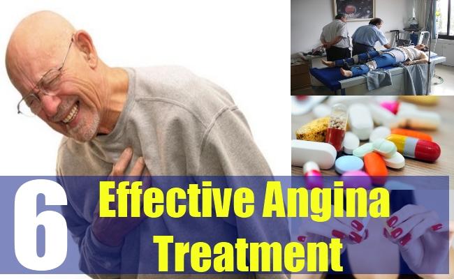 6 Effective Angina Treatment