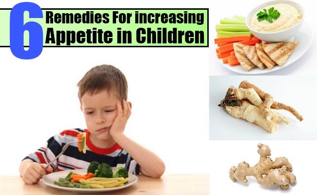 Appetite in Children