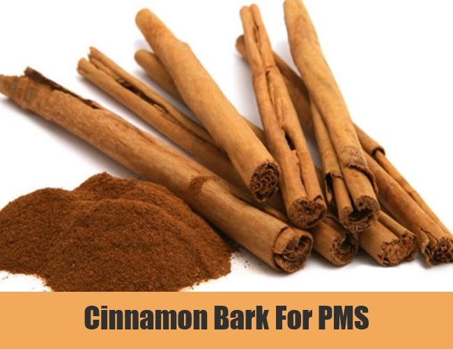 Cinnamon Bark For PMS