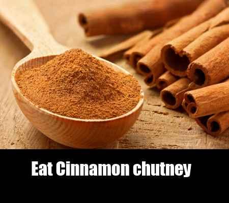 Cinnamon Chutney