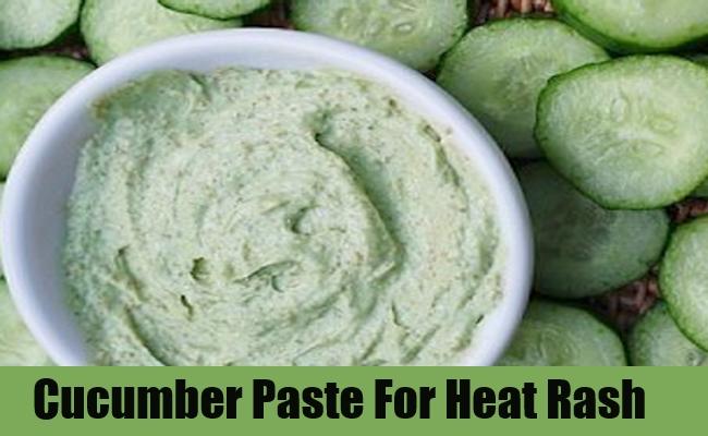 Cucumber Paste