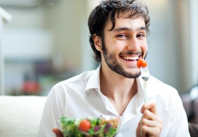Eat Greem leafy Vegetables