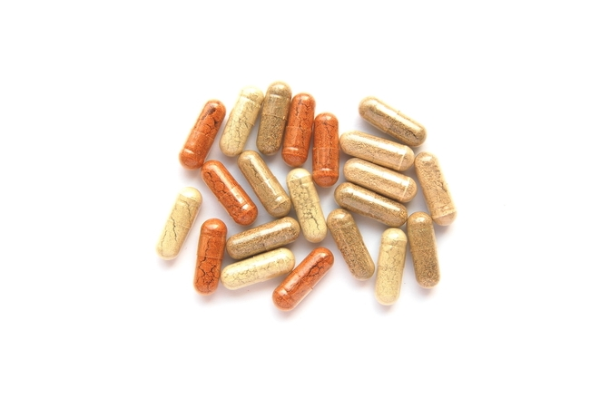 Vitamin B12, Zinc And Folic Acid