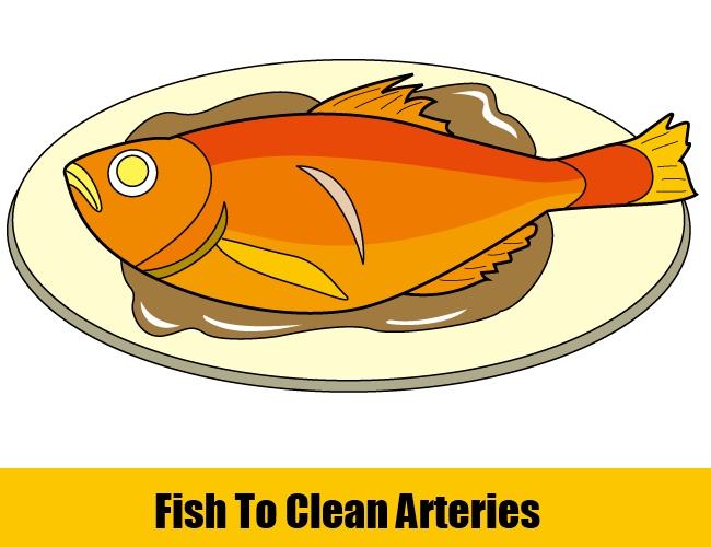 Fish To Clean Arteries