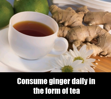 Ginger Tea Good