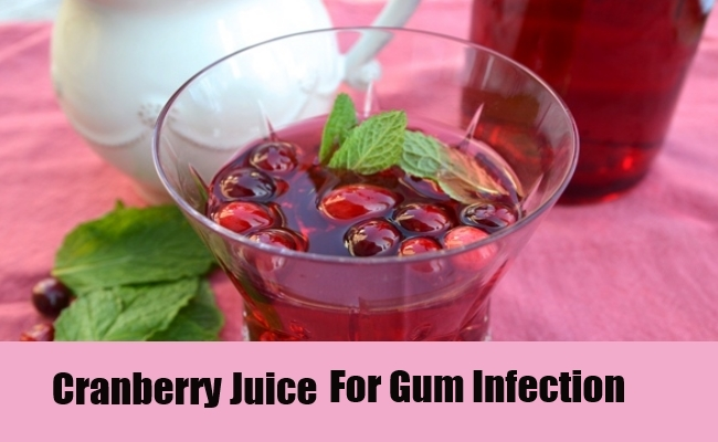 Reach Out For Cranberry & Mint Juice
