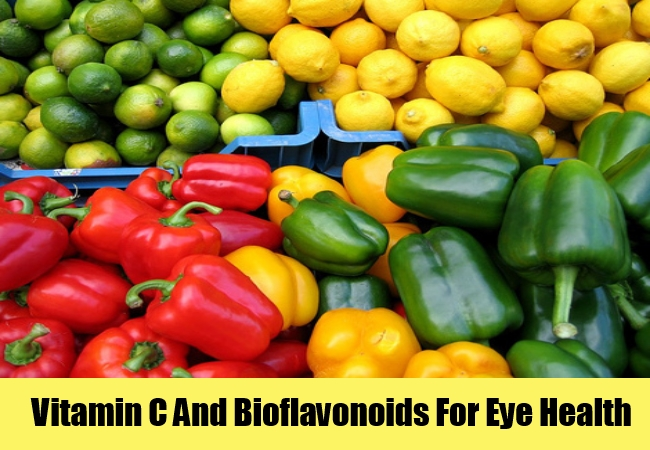 Vitamin C And Bioflavonoids