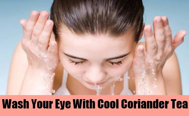 Wash Your Eye
