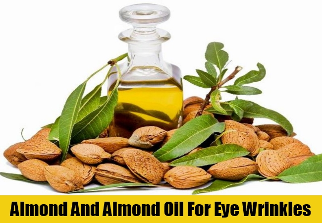 Almond And Almond Oil