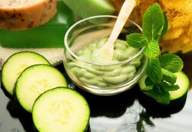 Cucumber, Honey And Lentil