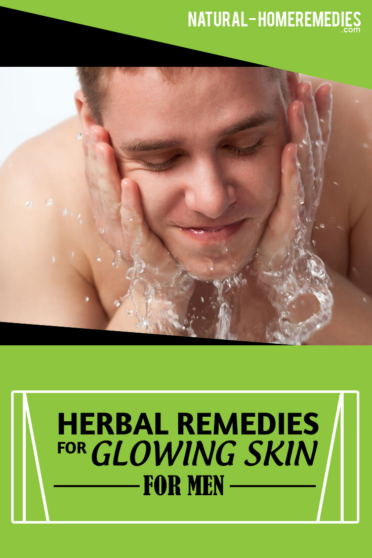 Herbal-Remedies-For-Glowing-Skin-For-Men