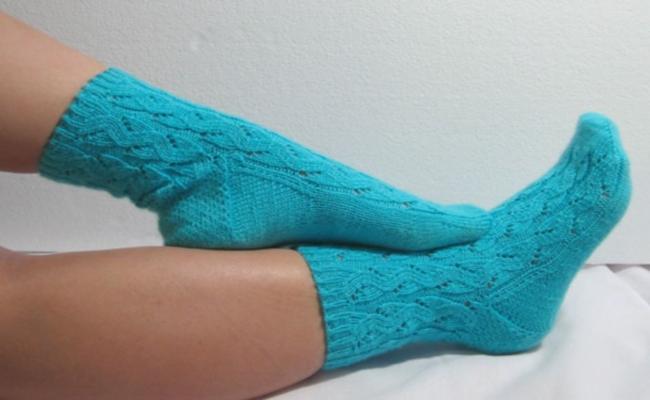 Wear Socks