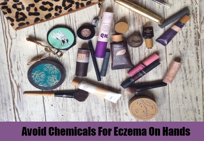 Avoid Contact With Chemicals