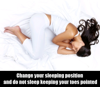Check Your Sleeping Position