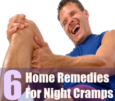 Home Remedies For Night Cramps