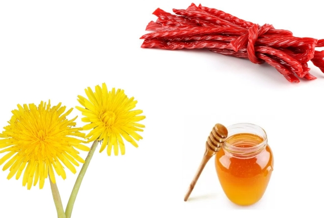 Dandelion and Licorice infusion for Colon Cleansing