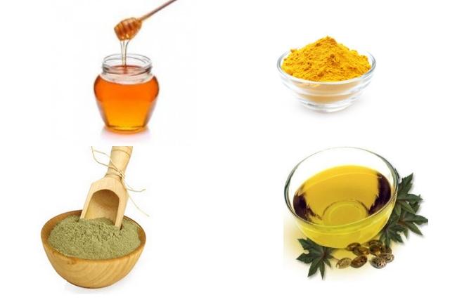 honey tea tree oil turmeric and neem