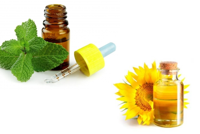 Vitamin E Oil And Peppermint Oil