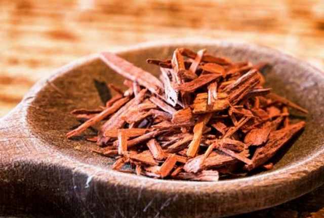Anti-Ageing Red Sandalwood Face Pack