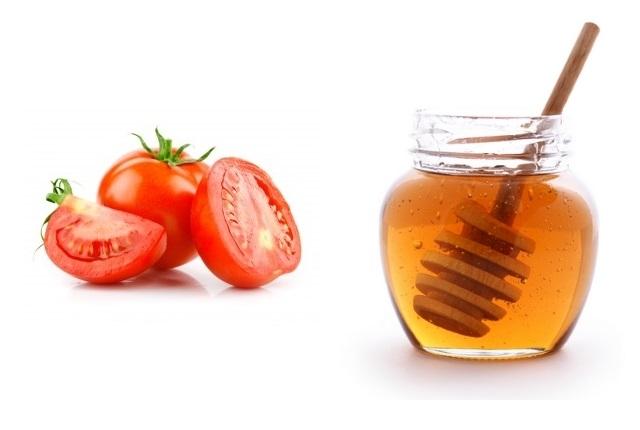 Honey And Tomato