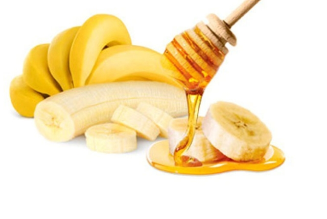 banana and honey