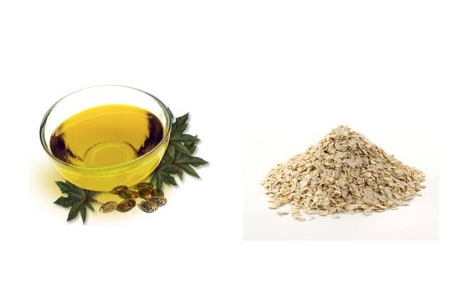 Castor Oil With Oatmeal