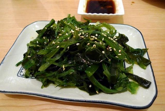 Spirulina Seaweed