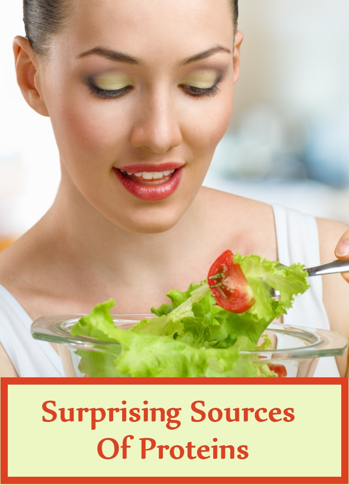Surprising Sources Of Proteins