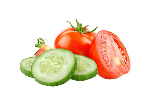Tomato With Cucumber Pack