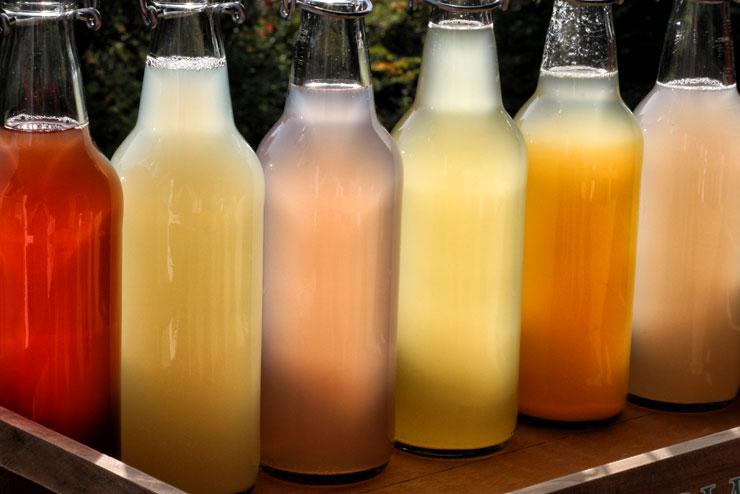 The Water Kefir Recipe An Easy Instruction Natural Kefir Drinks