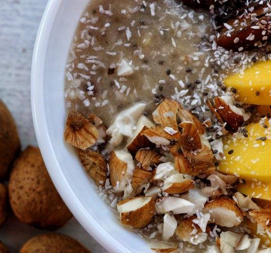 Milchkefir Mango Frühstück – ein reichhaltiger Start in den Morgen - Hauptbild