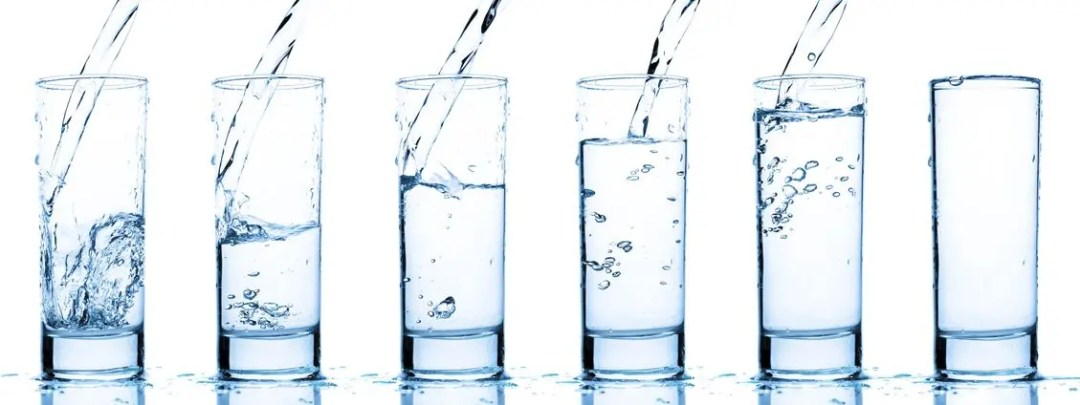 Glass Filling up with Water - Testimonials