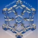 Logo Naturally Balanced Structured Water - E-book