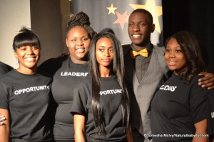 Ushers New Look Foundation